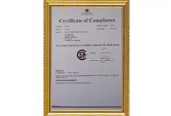 CSA International Certification